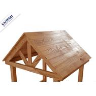 Деревянная крыша для ДИП САМСОН, фото 1
