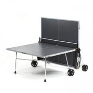 Всепогодный теннисный стол CORNILLEAU 100S CROSSOVER OUTDOOR серый, фото 1