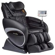 Массажное кресло для дома ANATOMICO PERFETTO черный/бежевый, фото 1