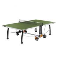 Всепогодный теннисный стол CORNILLEAU 300S CROSSOVER OUTDOOR зеленый, фото 1