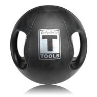 Тренировочный мяч с хватами 2,7 кг (6lb), фото 1