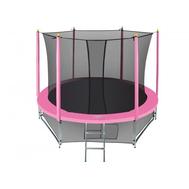 Уличный батут с сеткой - HASTTINGS CLASSIC PINK 10FT, вес пользователя до 150 кг, фото 1