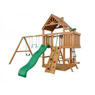 Уличная детская площадка - IGRAGRAD PREMIUM ШАТО дерево, фото 1