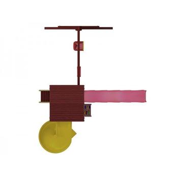 IGRAGRAD CLASSIC ПАНДА ФАНИ + винтовая горка, фото 3